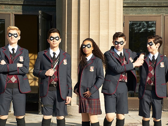 <i>The Umbrella Academy</i>, <i>Weird City</i> and TV's Best Weird AF Shows