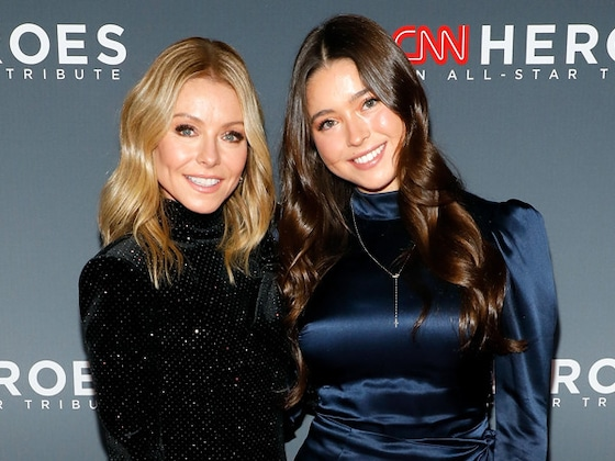 Kelly Ripa Shut Down Daughter Lola's Debit Card After Seeing Her Postmates Bill