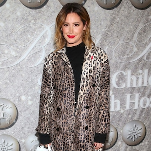 Ashley Tisdale, Fashion Police Widget