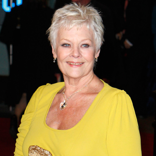 Can We Just Sit and Appreciate Dame Judi Dench for a Minute