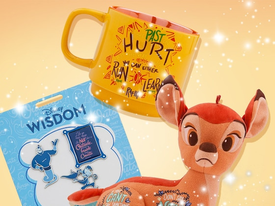 Last Chance! Snap Up These Disney Wisdom Items Before They're Gone