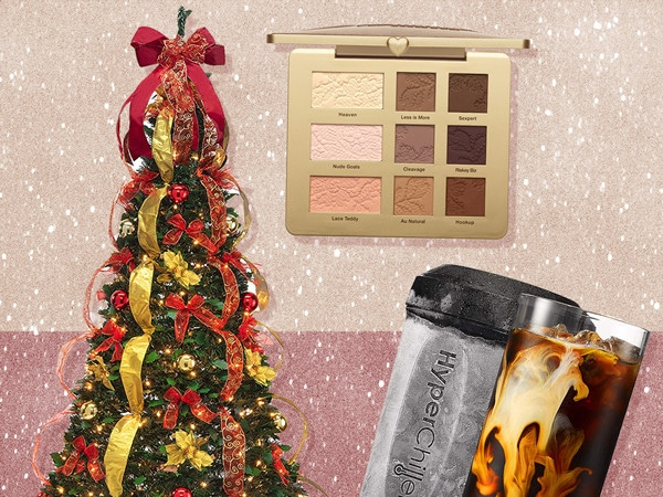 Holiday Gifts for the Lazy Girl in Your Life