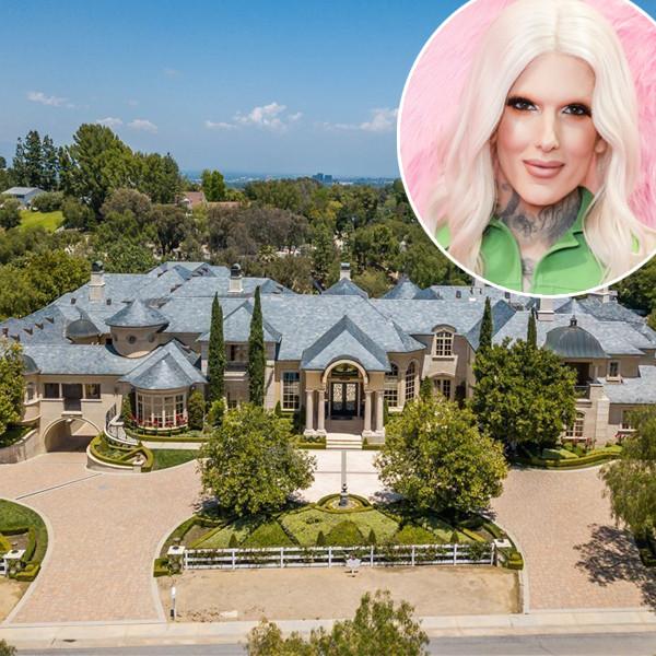Jeffree Star's New Mega-Mansion Is $14.6 Million of Luxury: Go Inside