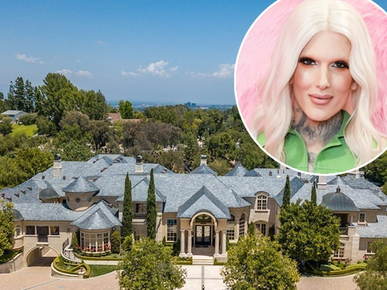 Jeffree Star's New Mega-Mansion Is $14.6 Million of Luxury: Go Inside
