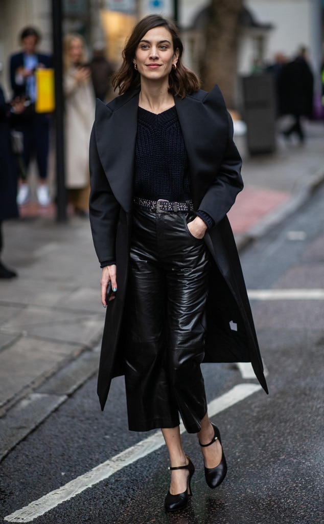 Alexa Chung -  So stylish!
