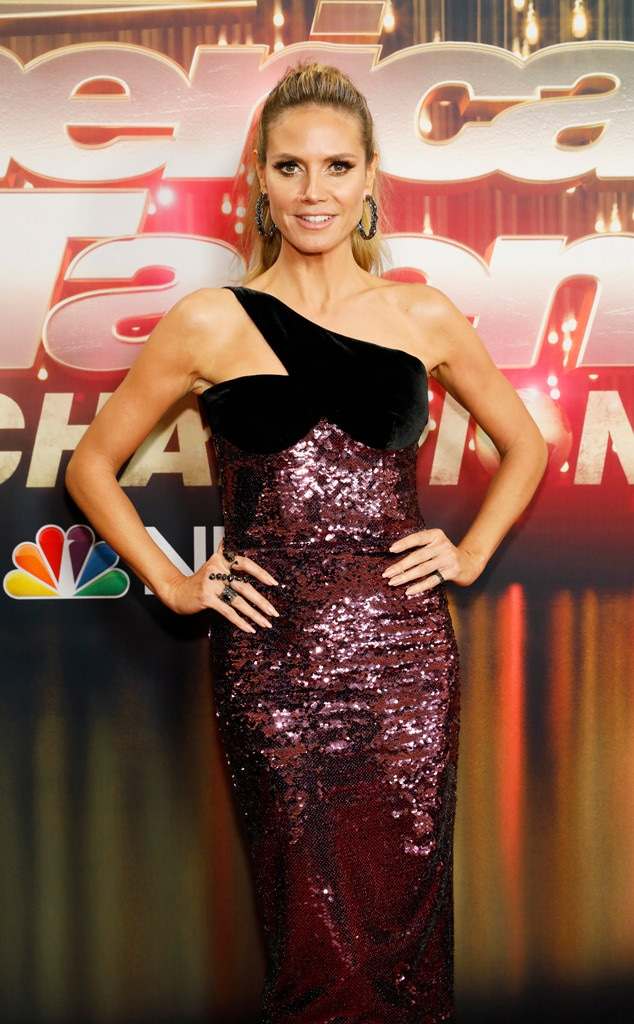 Heidi Klum, America's Got Talent