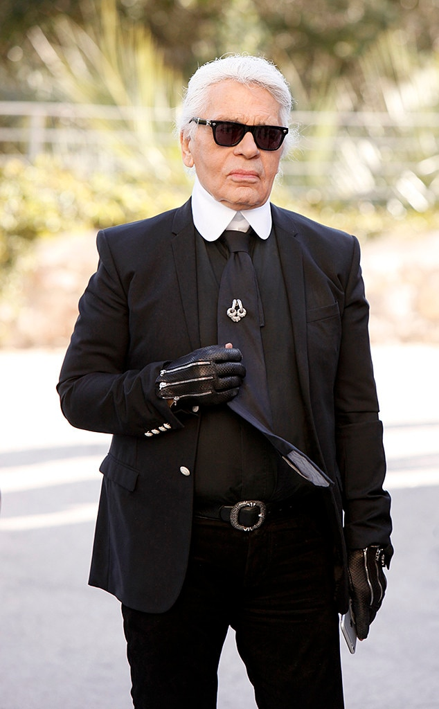 Karl Lagerfeld, Life in Pictures Gallery