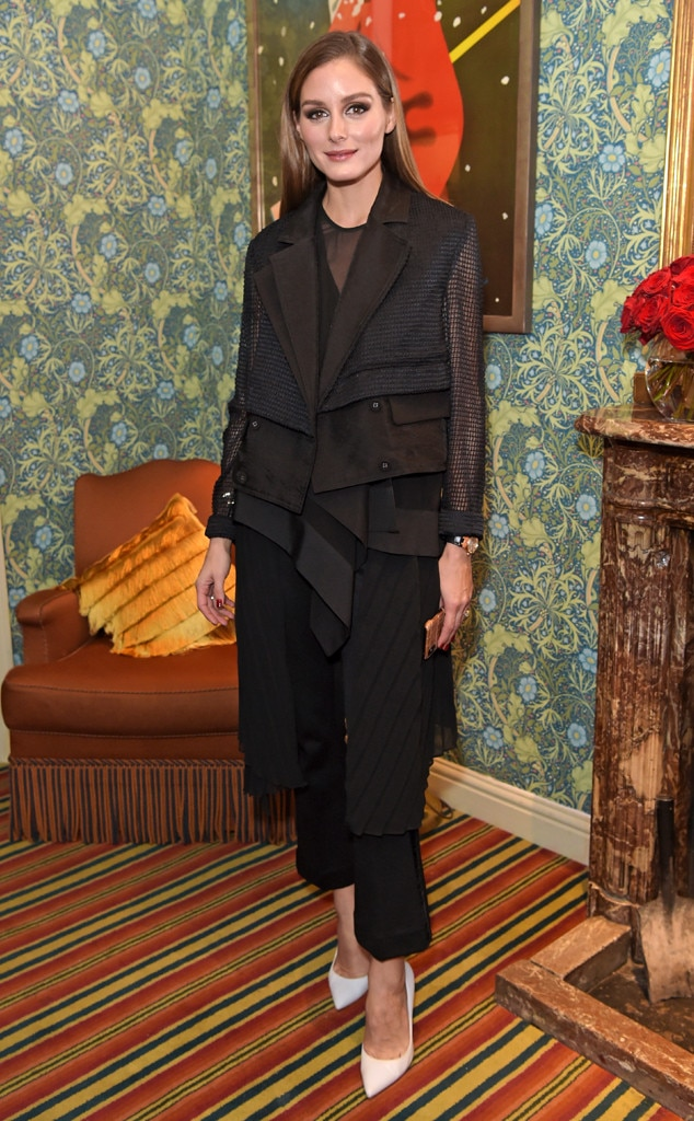 Olivia Palermo -  Attended the Victoria Beckham x YouTube Fashion & Beauty after party on Feb. 17, 2019.