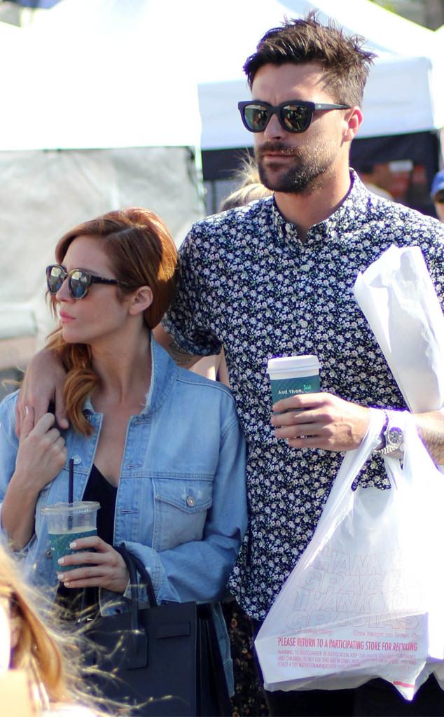 Brittany Snow, Tyler Stanaland