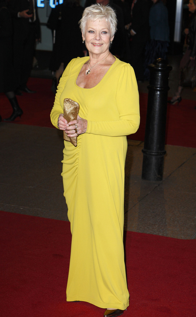 Can We Just Sit and Appreciate Dame Judi Dench for a ...