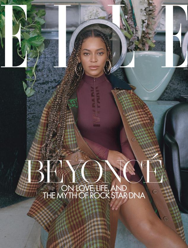 Beyoncé, Elle