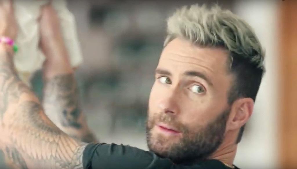 Adam Levine, Commercial