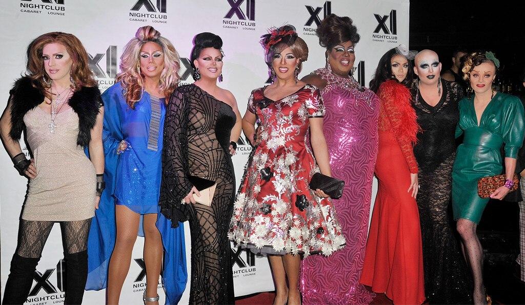 RuPauls Drag Race All Stars, Season 1, Latrice Royale, Manila Luzon, Chad Michaels, Pandora Boxx, Yara Sofia, Shannel, Alexis Mateo