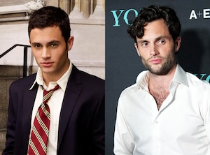 Penn Badgley, Gossip Girl, Then and Now