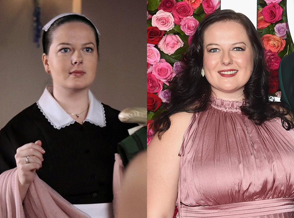 Zuzanna Szadkowski, Gossip Girl, Then and Now
