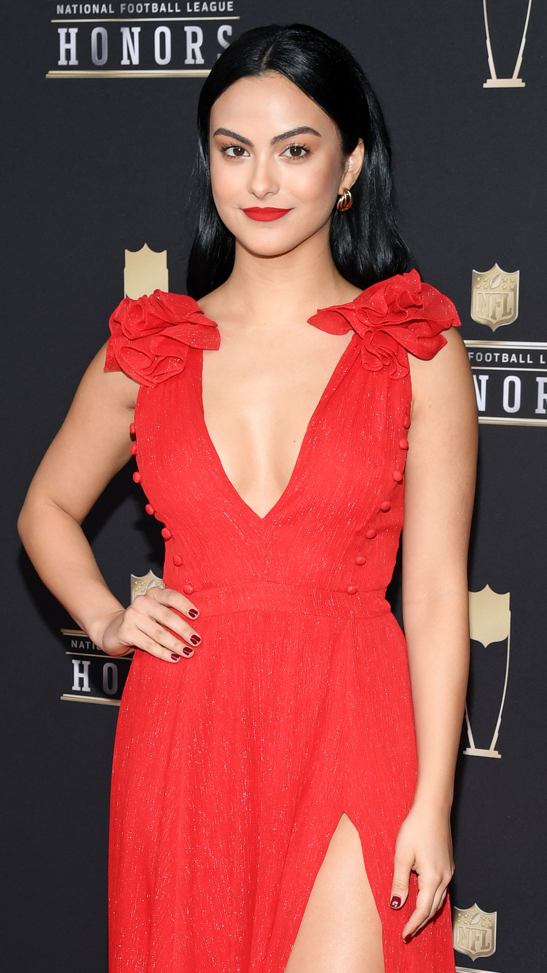 Camila Mendes, NFL Honors