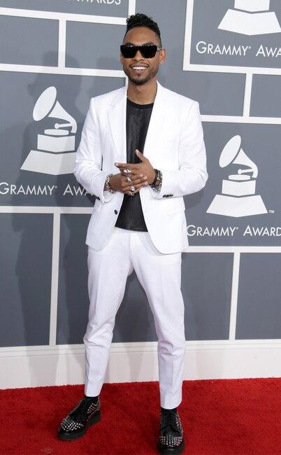 Miguel, 2013 Grammy Awards