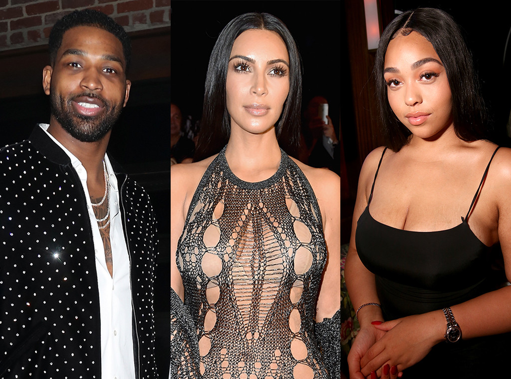 """Kim Kardashian Wishes the """"Truth"""" About Jordyn Woods and Tristan Thompson's Cheating Scandal Aired Sooner"""