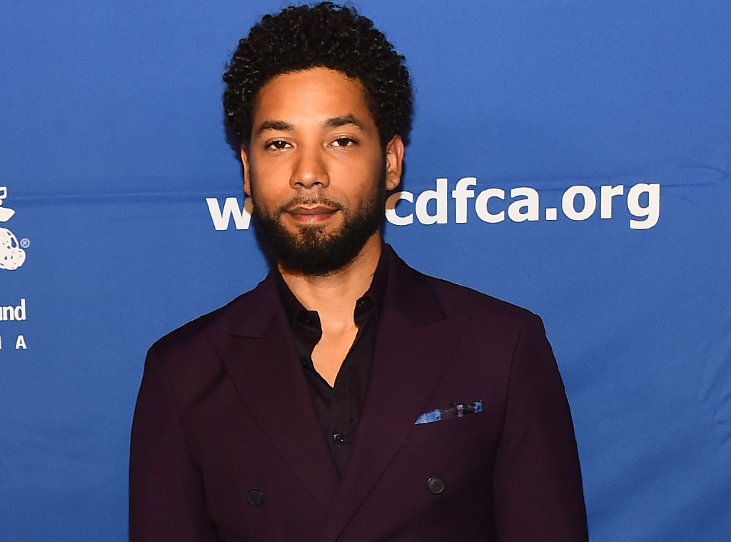 Jussie Smollett Celebrates Pride in First Social Media Post Since Alleged Attack