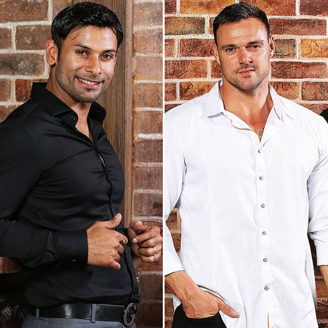 Married at First Sight's Dino Confirms Stripper Past With Bronson