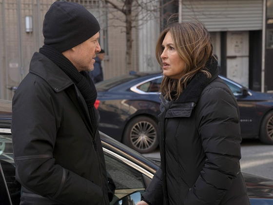<I>Law & Order: SVU</i> 450th Episode Sneak Peek: A Case Hits Close to Home for Benson and Cassidy</I>