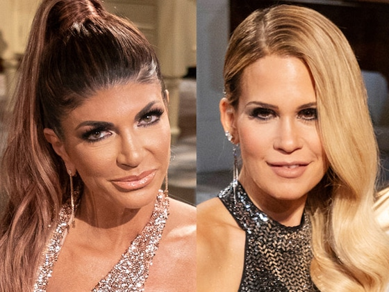 Teresa Giudice and Jackie Goldschneider Got Savage on <i>The Real Housewives of New Jersey</i> Reunion