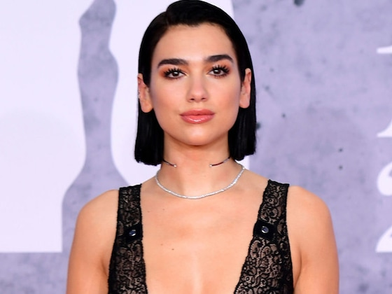 Brit Awards 2019: See Dua Lipa, Pink and More Stars' Bold Red Carpet Fashion