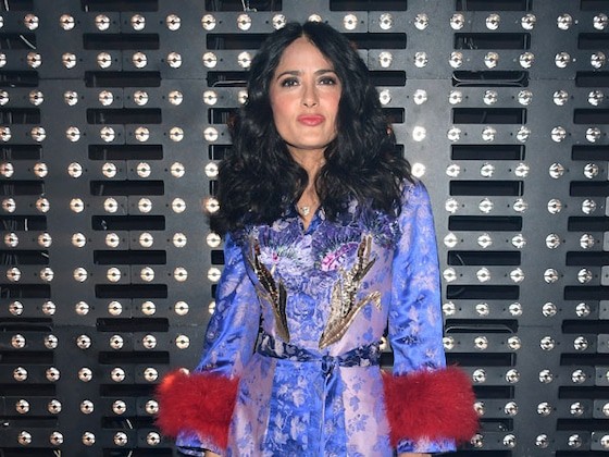 Salma Hayek Turns Fashion Week Into a Family Affair as Her Daughter Makes Rare Public Appearance