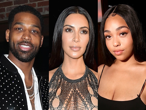 Kim Kardashian Officially Unfollows Jordyn Woods and Tristan Thompson Amid Cheating Allegations