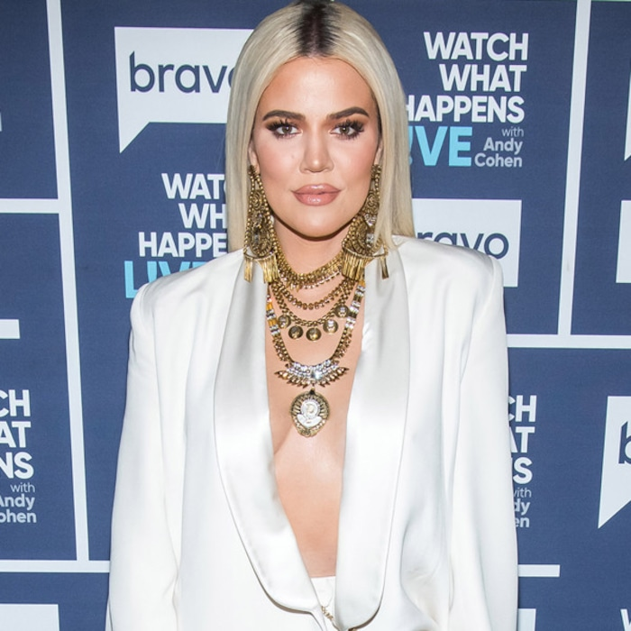 131f30d2 Khloe Kardashian Reveals Why She Changed Up Her Hair Style Again | E ...