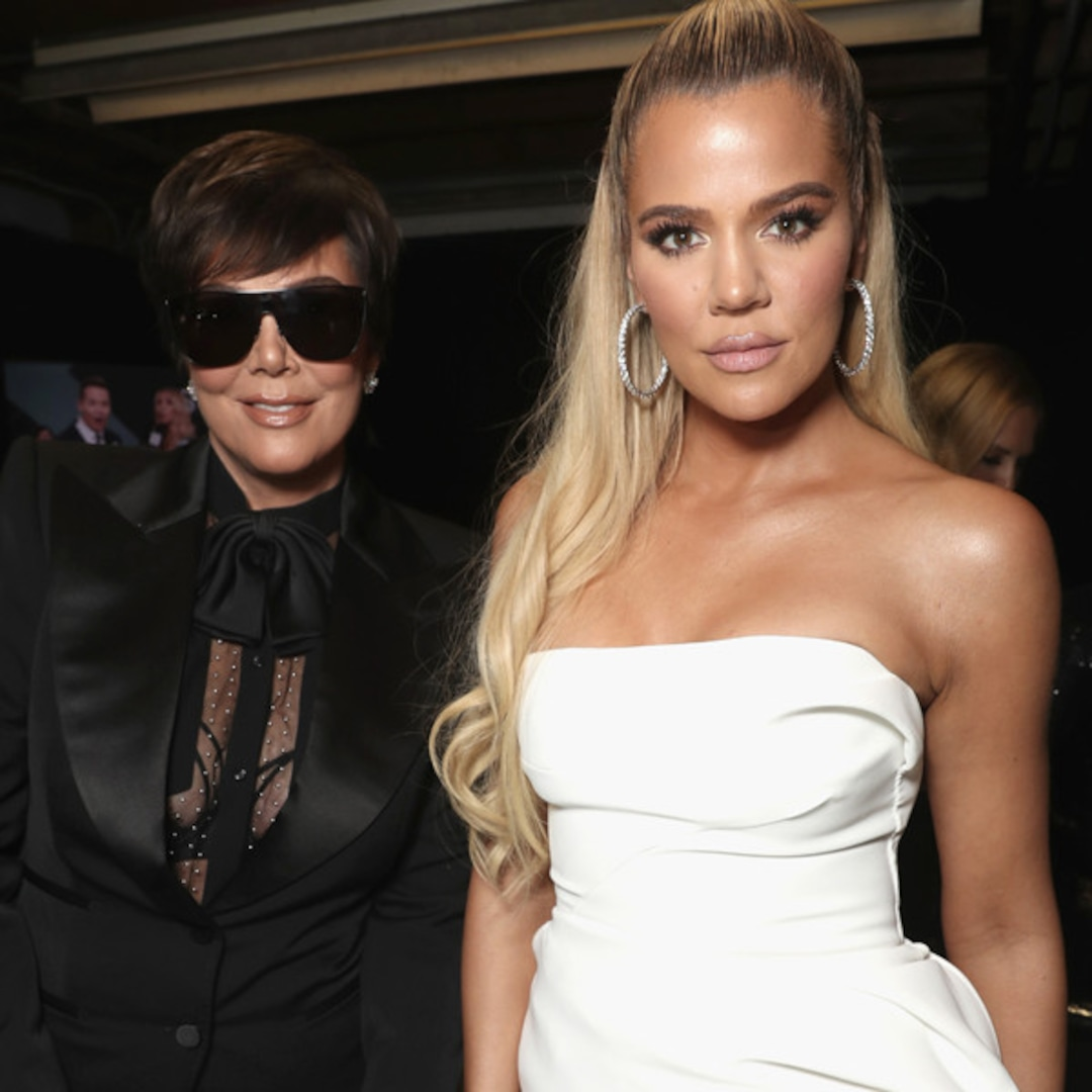 Khloe Kardashian and Kris Jenner Drop a Combined $37 Million on Side-by-Side Mansions - E! NEWS