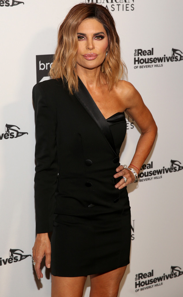 Lisa Rinna, RHOBH, Real Housewives of Beverly Hills