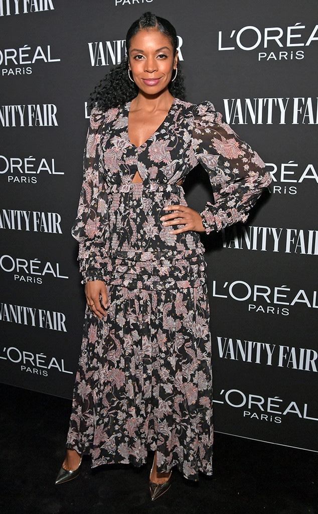Susan Kelechi Watson, Vanity Fair and LOréal Paris Pre-Oscars Party