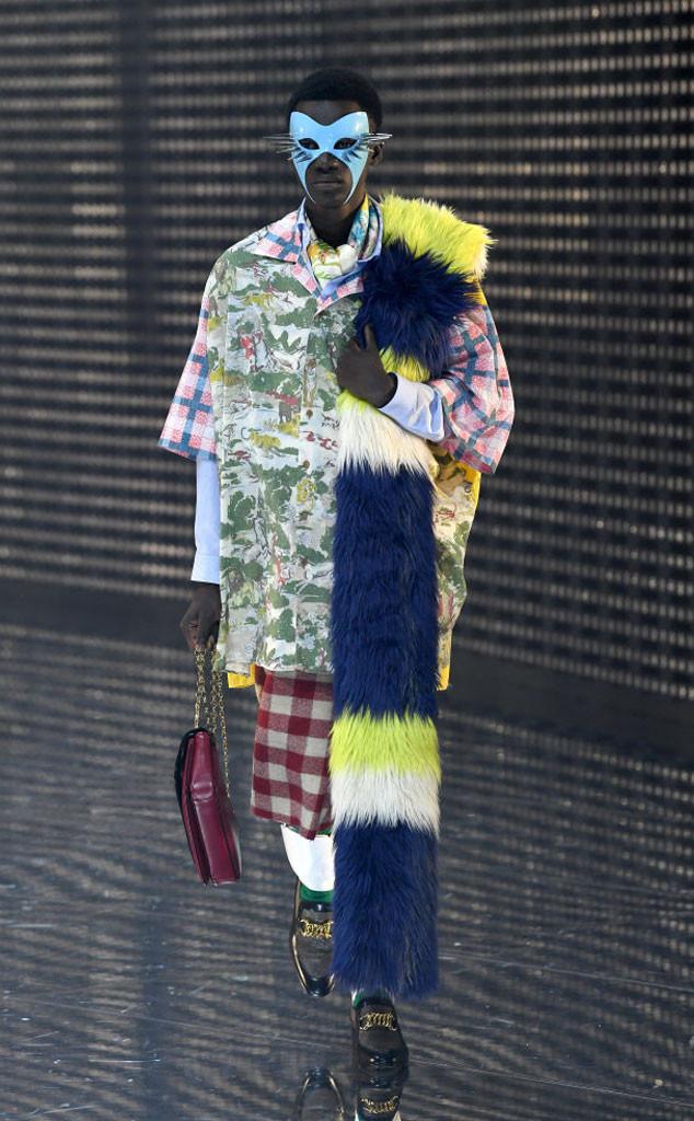 Gucci Show, Milan Fashion Week 2019