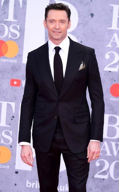 Hugh Jackman, Brit Awards 2019