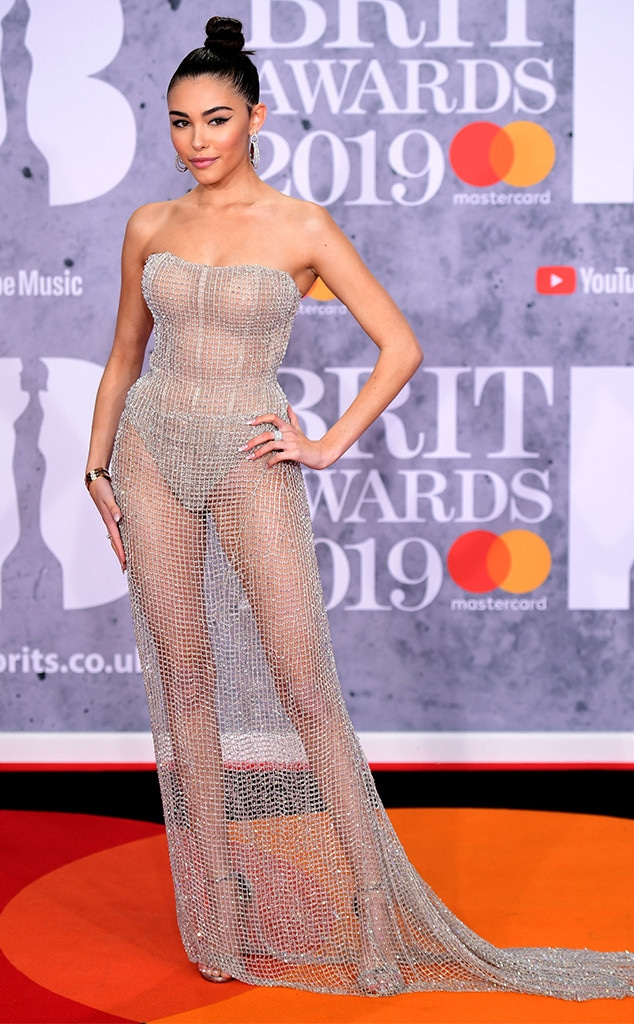 Madison Beer, Brit Awards 2019