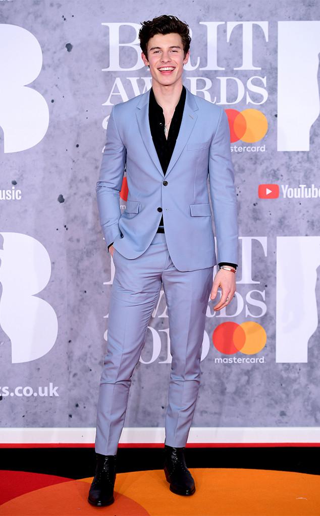 Shawn Mendes, Brit Awards 2019