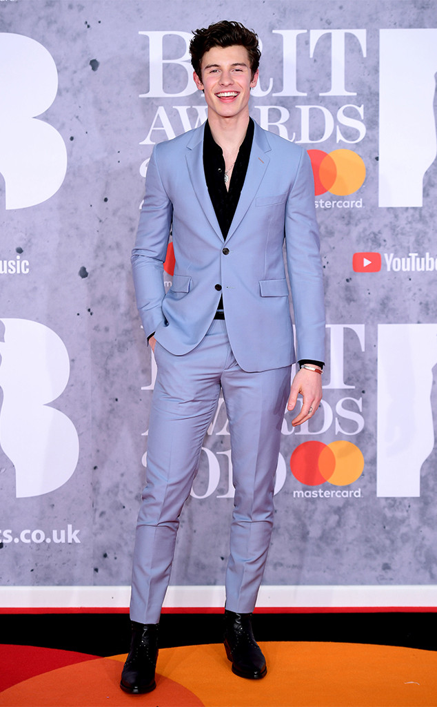 Shawn Mendes, Brit Awards 2019