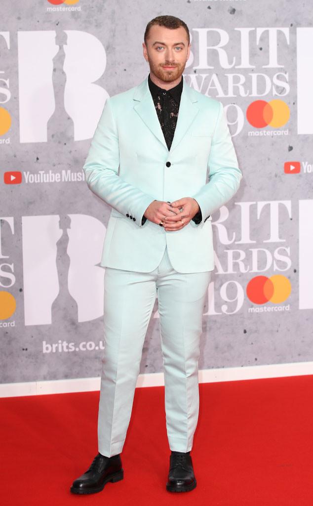 Sam Smith, BRIT Awards 2019