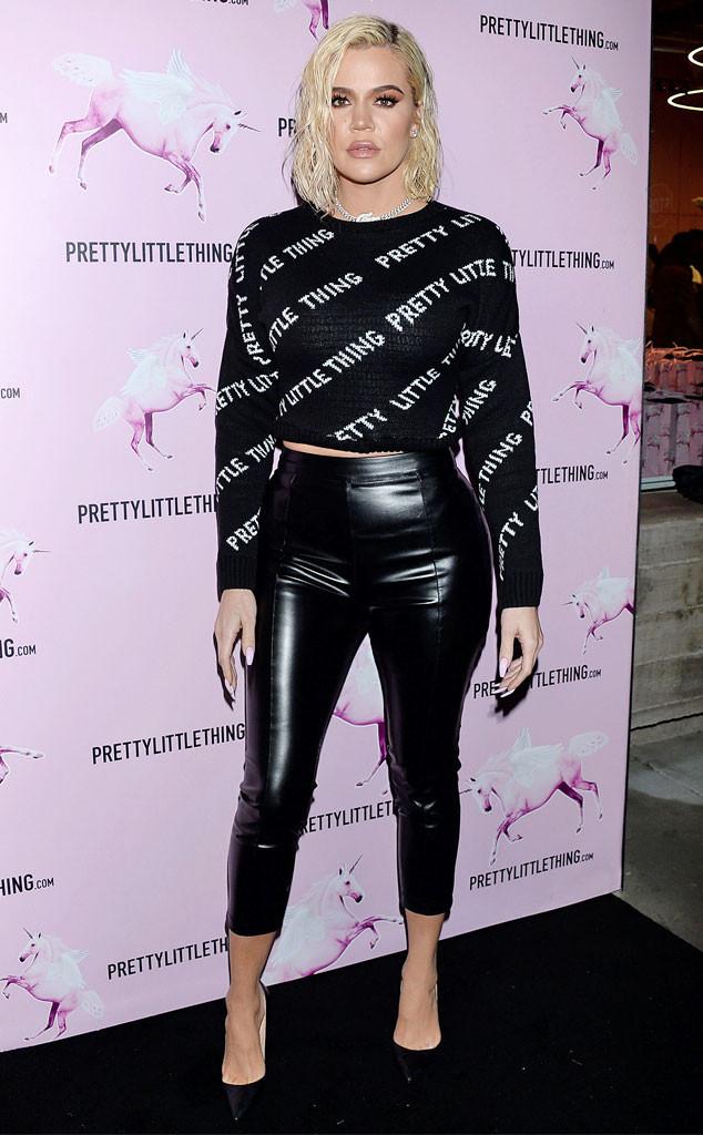 Khloe Kardashian aparece en público