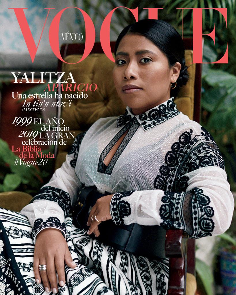 Yalitza Aparicio, Vogue Mexico