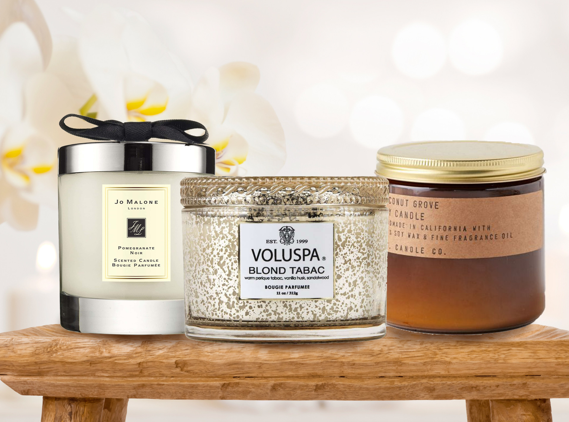 Our Favorite Smell-Good Scents to Buy Now