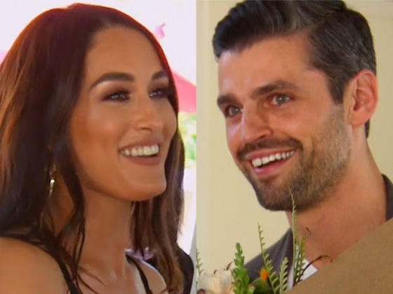See Peter Kraus Seriously Impress Nikki Bella & Her Family Before Their Romantic Date