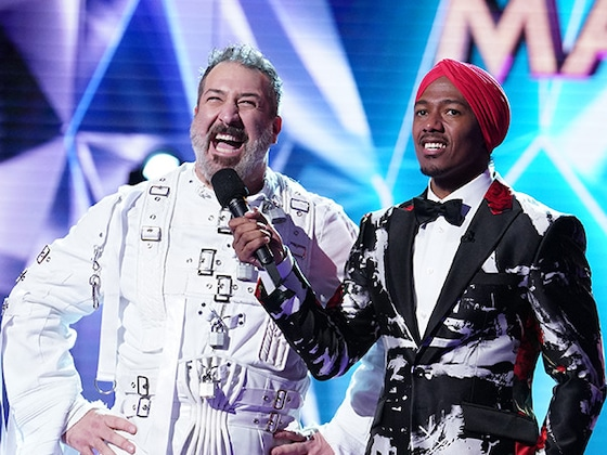 Joey Fatone Thought His <i>Masked Singer</i> Clues Were a Little Too Easy