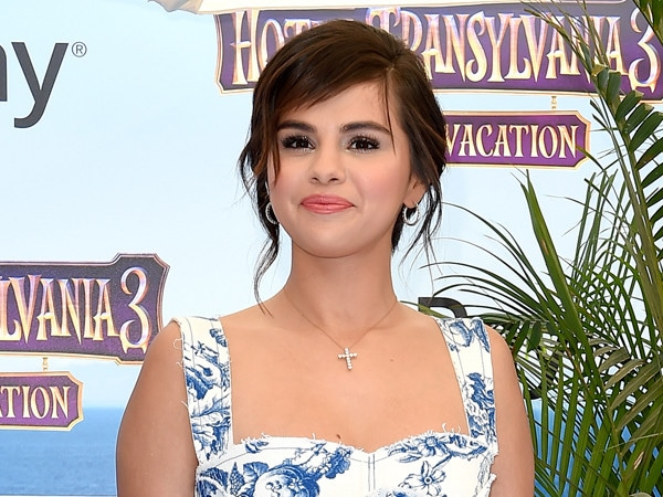 Selena Gomez Attends Her Best Friend's Wedding in One of Her More Glam Outfits