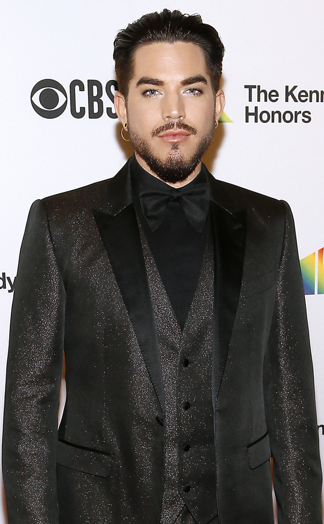 Adam Lambert Opens Up About Mental Health in Message to Fans