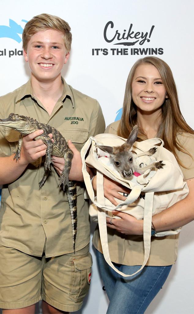So Sweet! Bindi and Robert Irwin Remember Steve Irwin on His Birthday