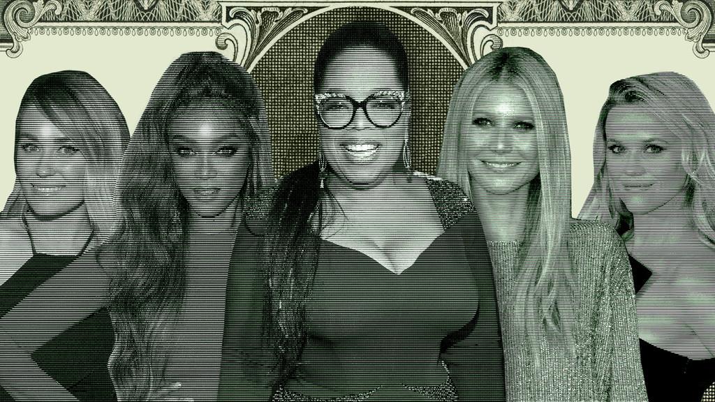 Women Run Empires, Oprah Winfrey, Tyra Banks, Gwyneth Paltrow, Reese Witherspoon, Lauren Conrad