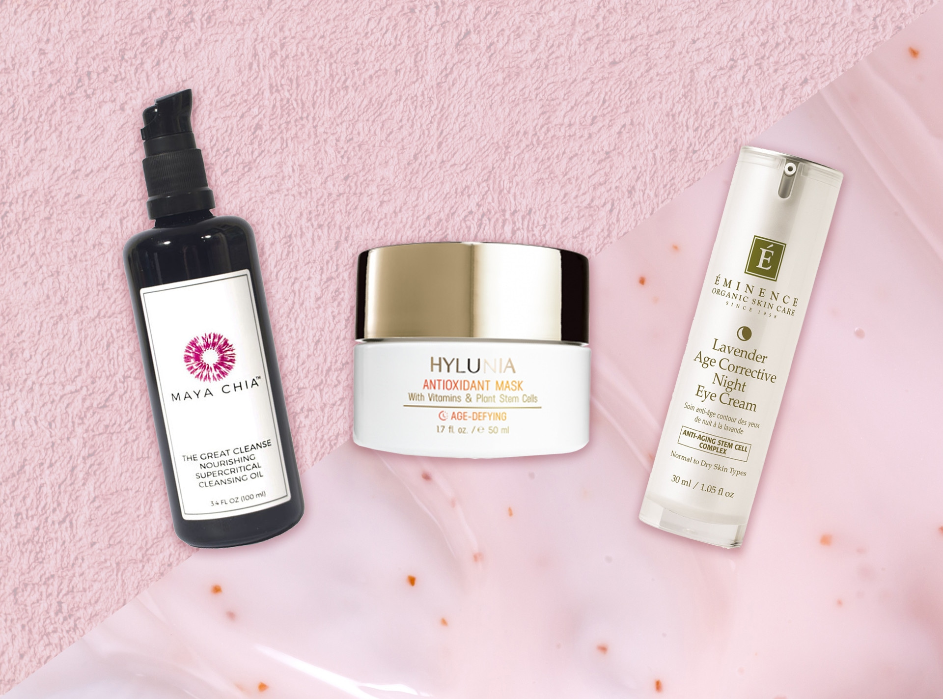 E-Comm: At-Home Facial for Winter Skin