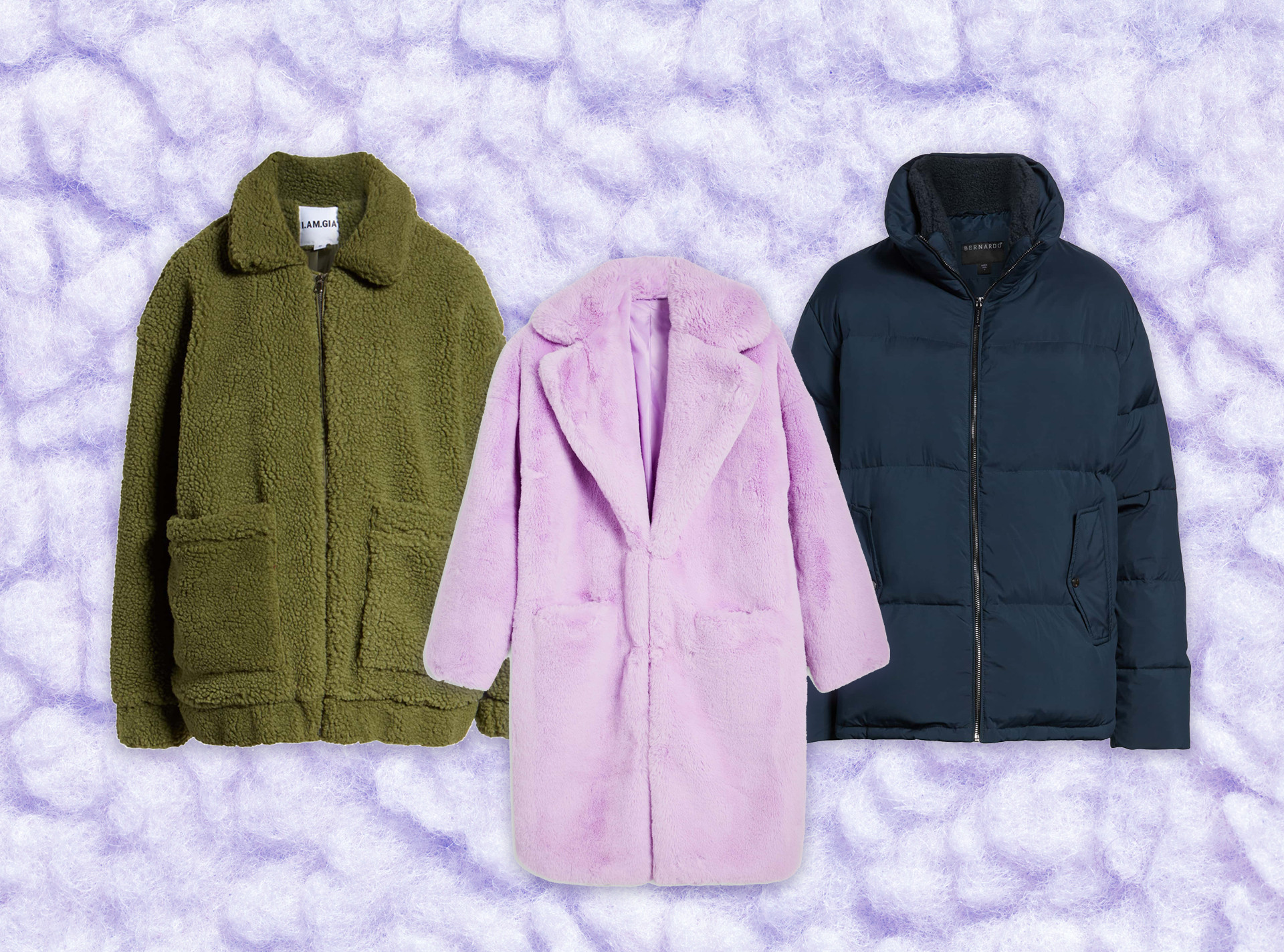 E-Comm: Oversized Jackets for the It Girl